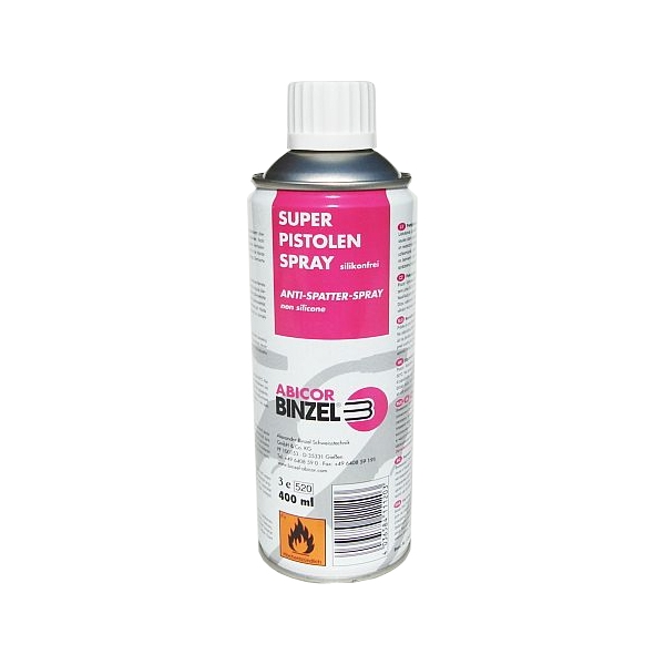 Binzel spray proti rozstřiku 400ml