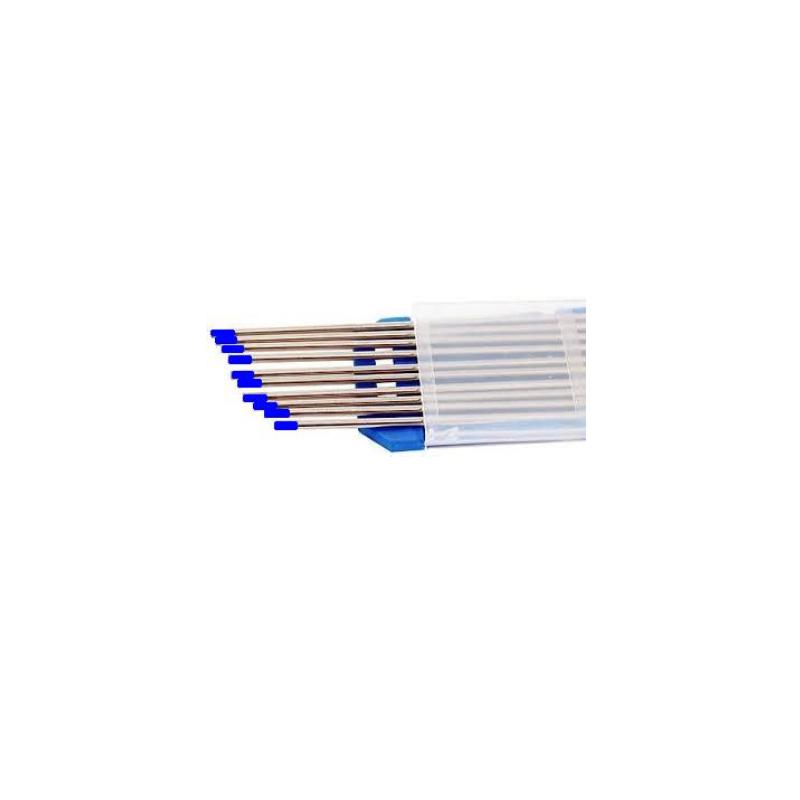 Wolframová elektroda modrá